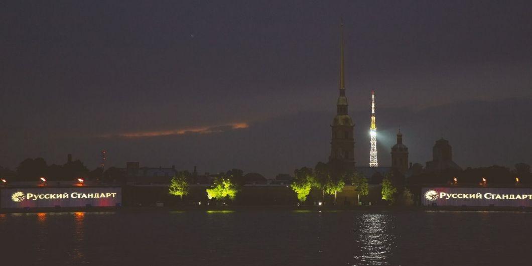 Willem Brouwer - Torre TV di San Pietroburgo